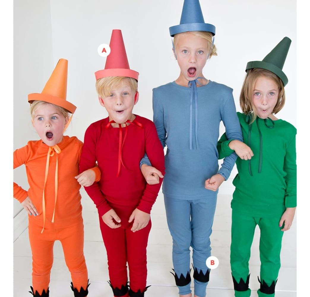 16 Last-Minute Halloween Costumes for Busy Moms and Kids ...