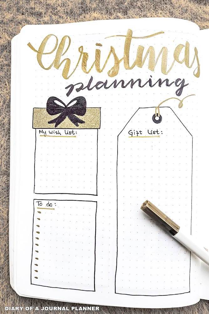 Bullet Journal Organization Layouts That Will Change Your Life in 2020