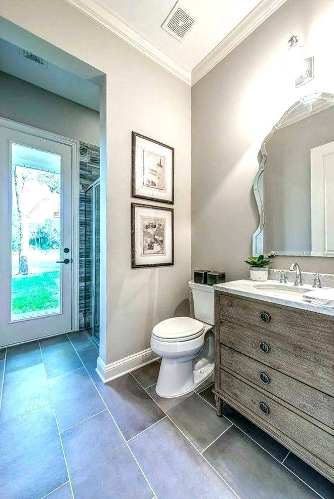 What Is The Most Popular Color For Bathroom Walls