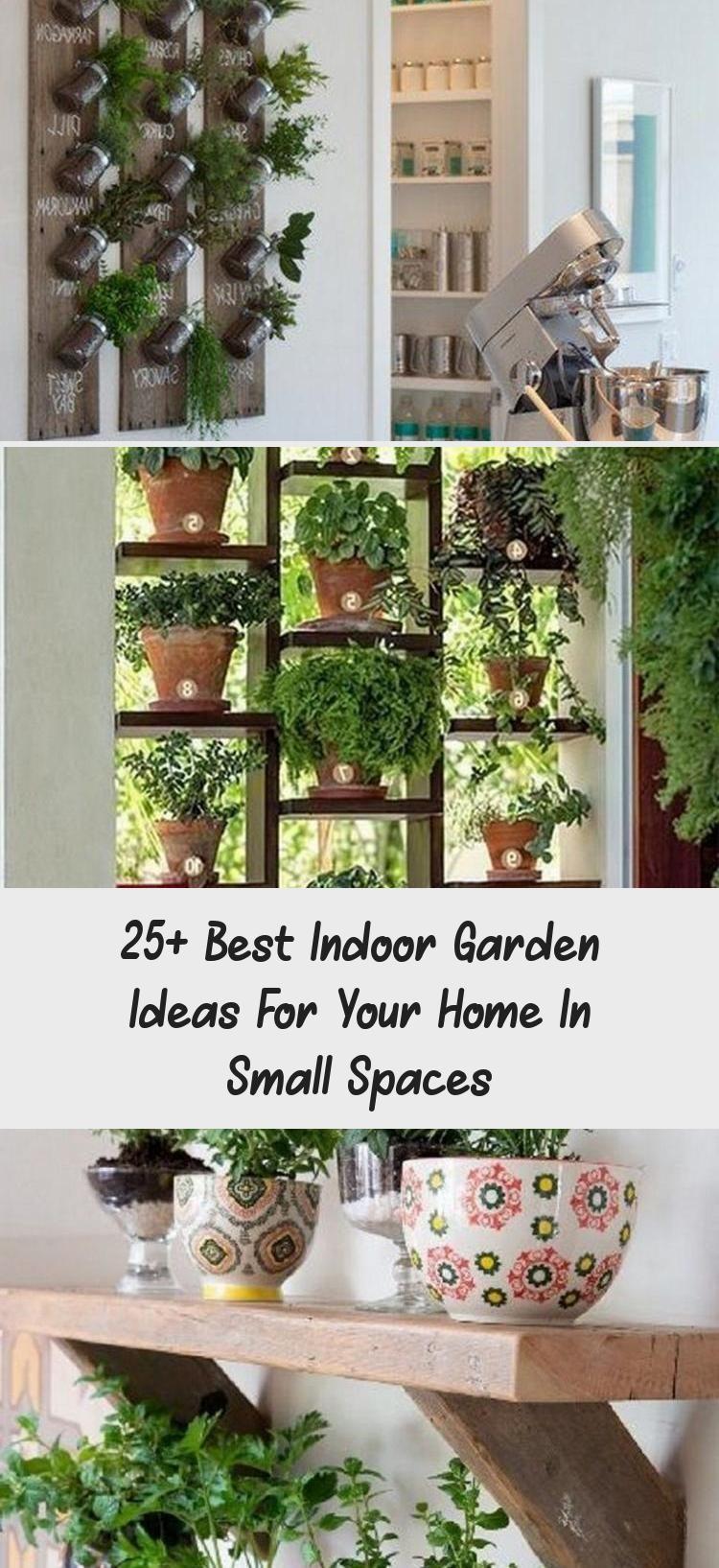 25 Best Indoor Garden Ideas For Your Home In Small Spaces Indoor Indoorgarden Indoorgardenideas Indoorgar In 2020 Indoor Garden Small Space Gardening Small Spaces