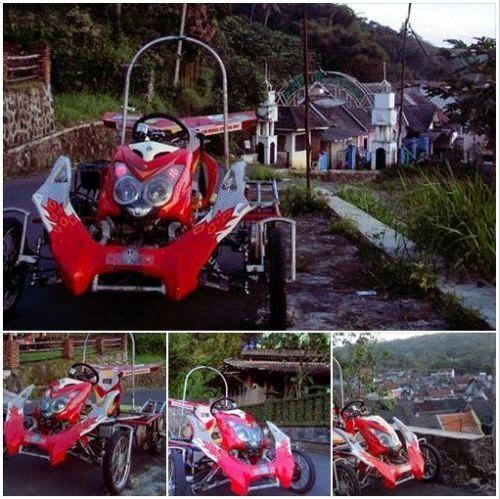 mobil balap listrik