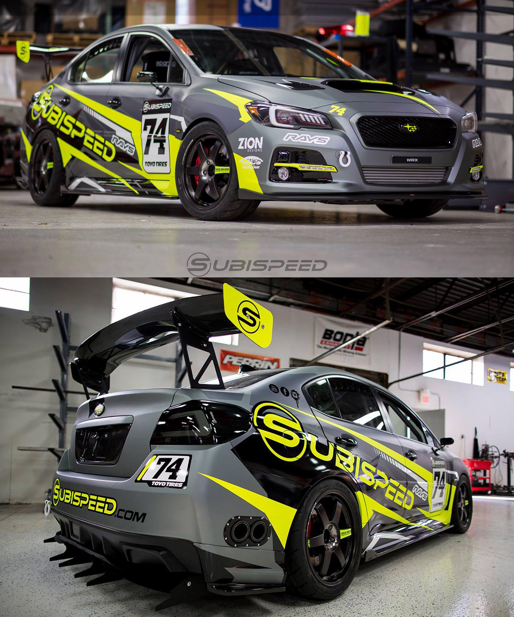 New car sticker design - Subaru Wrx Sti Cars Stickersdecals