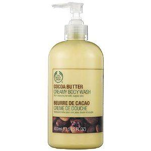 The Body Shop Cocoa Butter Creamy Body Wash 13.5 oz . $11.45