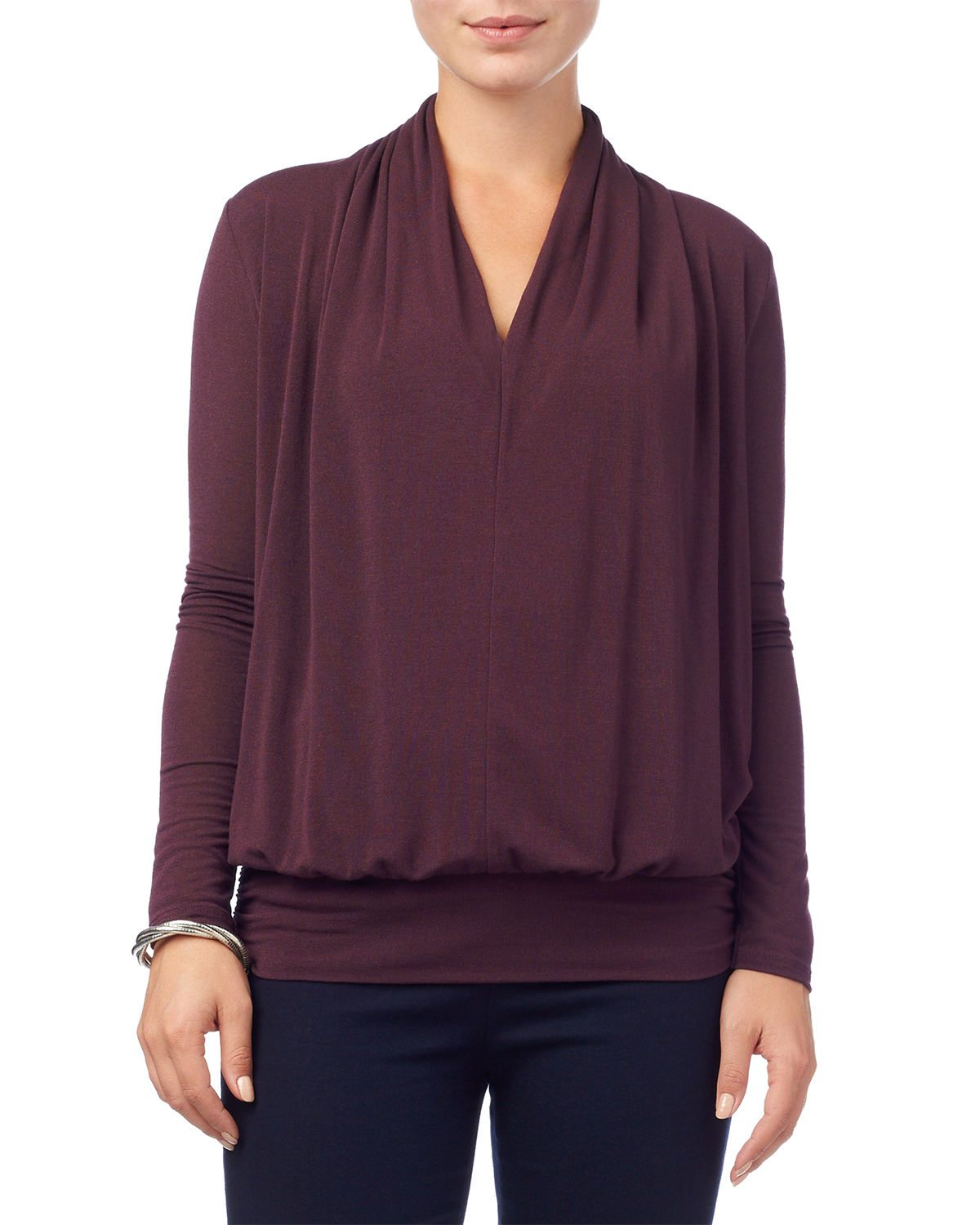 All New Arrivals   Purple Gwyneth Top   Phase Eight   New In ...