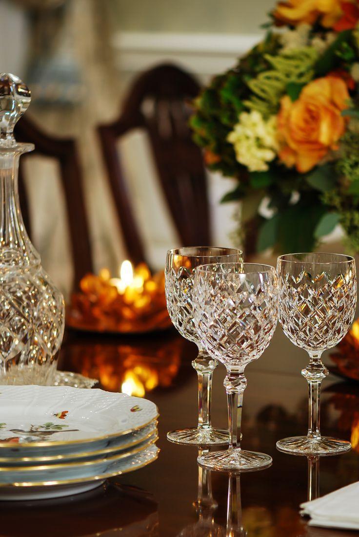 Beautiful table, Elegant dining, Decor