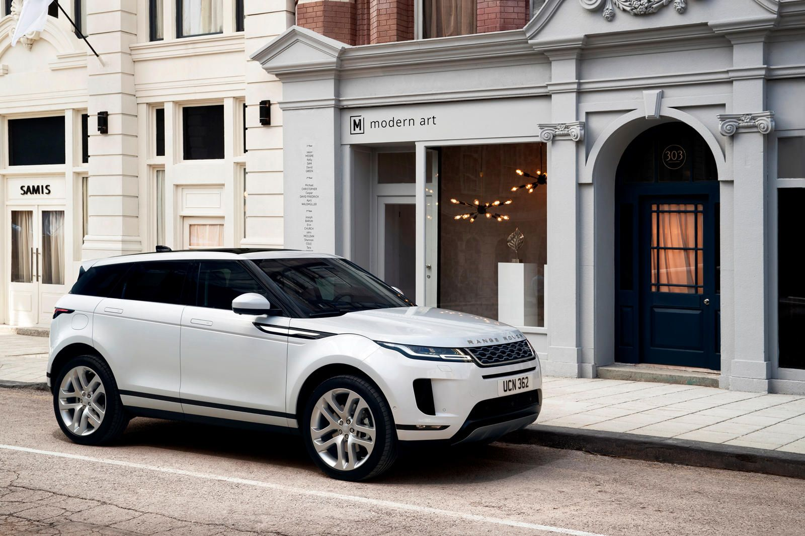 Photo of All-New 2020 Range Rover Evoque: Sleek, Refined, And Electrified