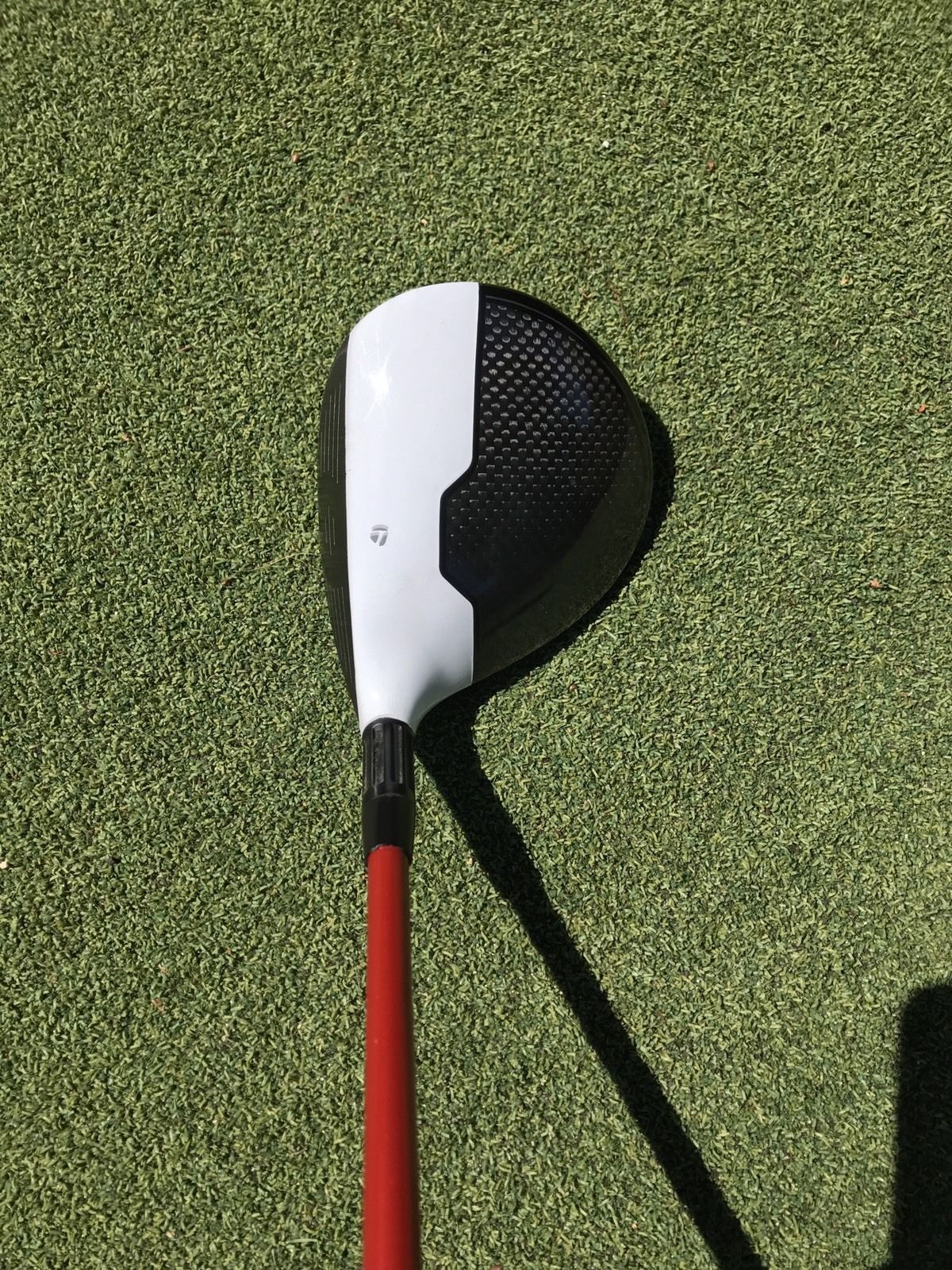 Taylormade M2 3 Wood 15 With Graphite Design Ad Dj 7s