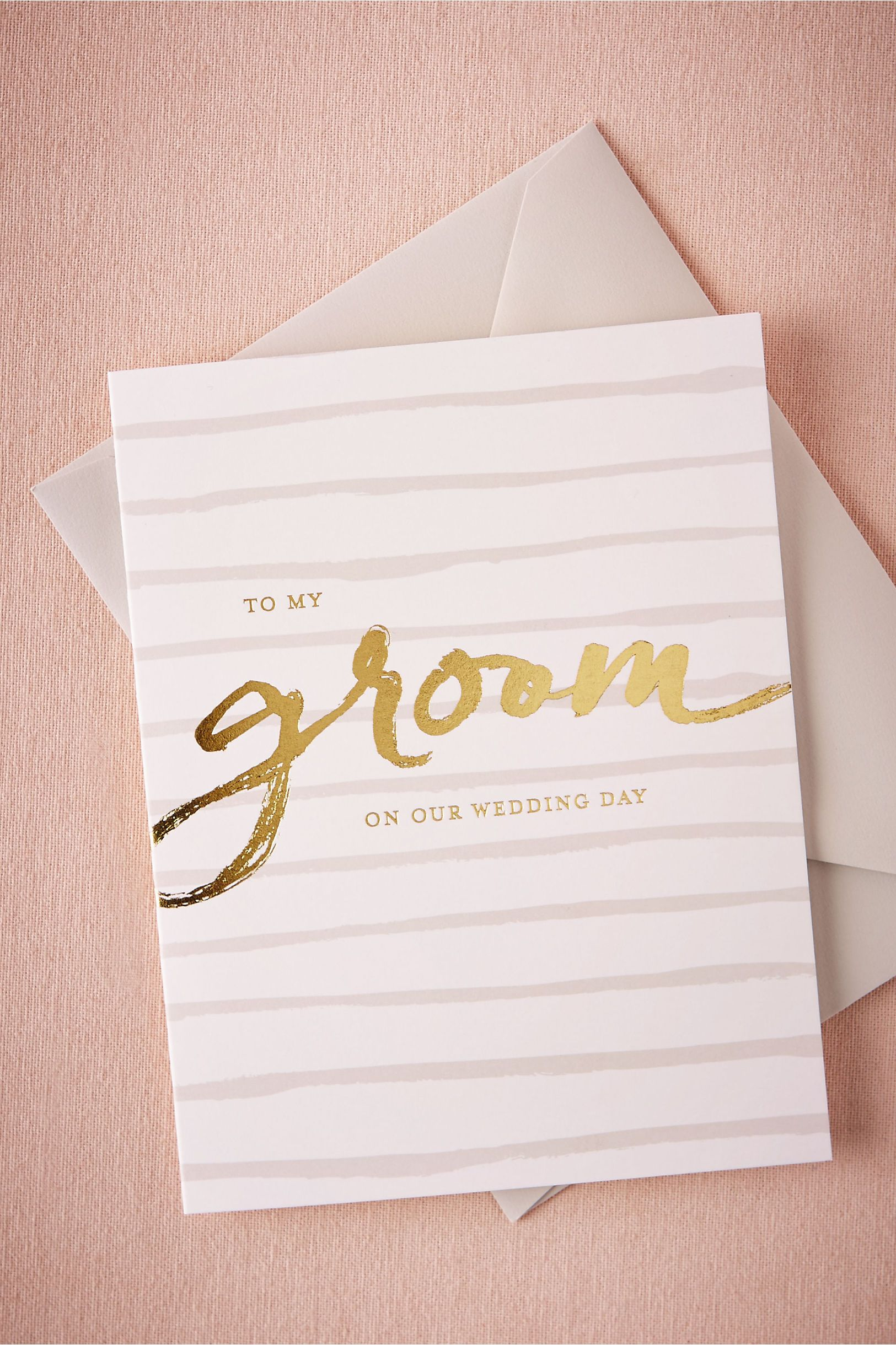 15 Super Sweet Groom Cards for Hubby