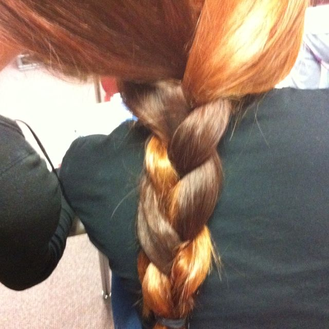 friend && hair braided