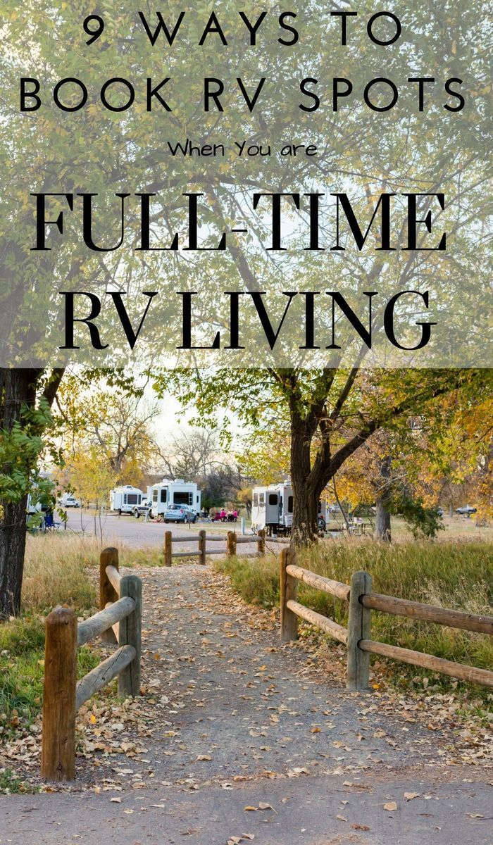 Photo of Full-Time RV Living: How We Book RV Spots | The Frugal Navy Wife