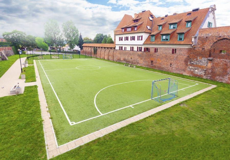 Pin by Derek Stephens on DIY | Football field, Football ...