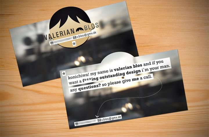 Creative And Awesome Business Card Designs Just Imagine Daily Dose Of Creativity Fun Business Card Design Business Card Design Creative Cool Business Cards