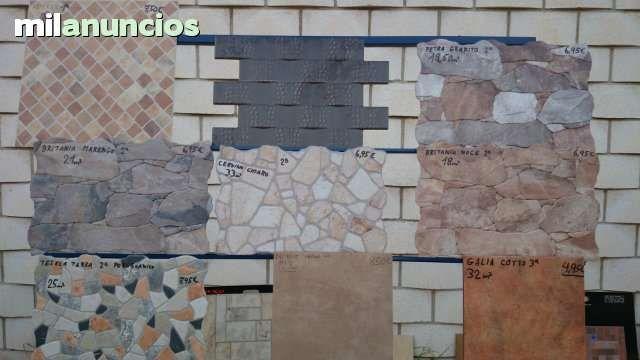 oferta en azulejos imitacin piedra foto casa nueva jose pinterest