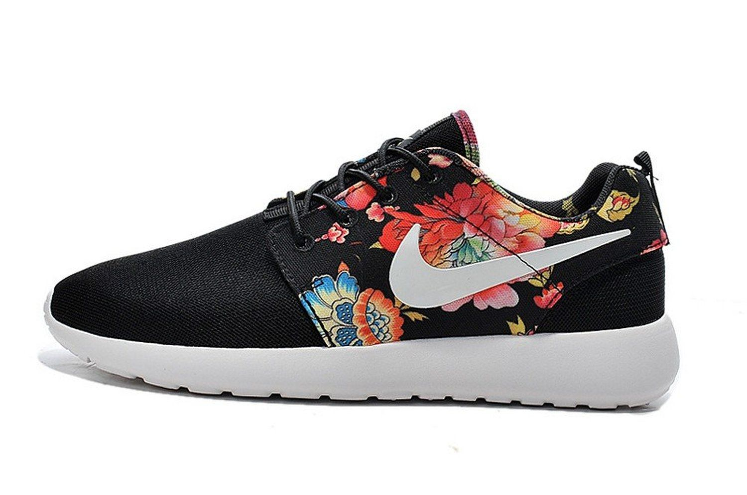 f646fae1bb0d Amazon.com  Nike Roshe Run flower mens (USA 9.5) (UK 8.5) (EU 43)  Shoes
