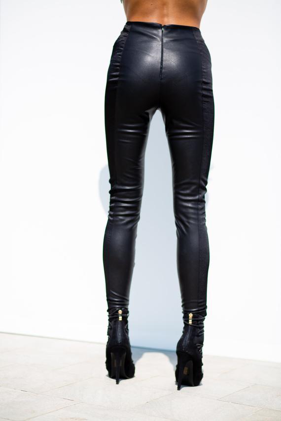 6eb00542a55 Leather Leggings