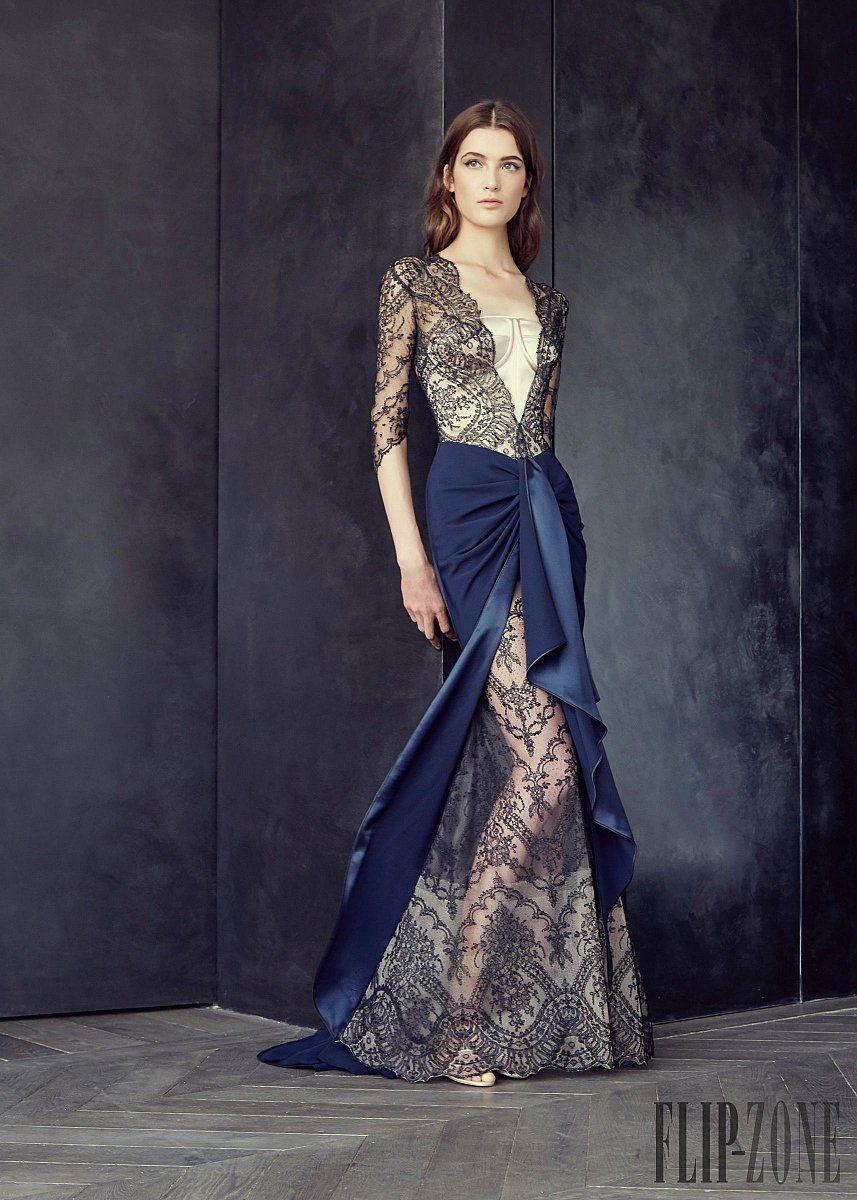 Alexis Mabille Herbst Winter 2014 2015 Couture Couture Kleider Modestil Modenschau