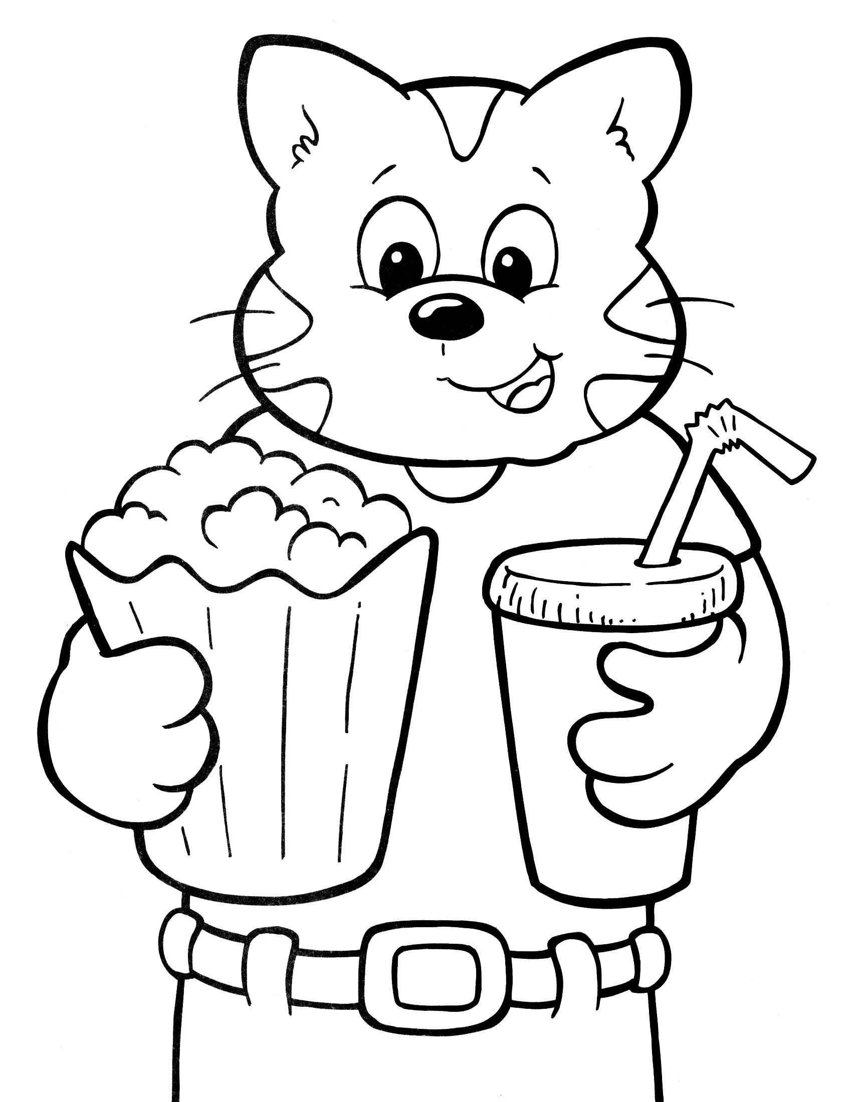 Crayola Coloring Pages For Kids Learning Printable Daily