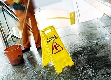 Wet Mopping Procedure Instructions Floors Save The