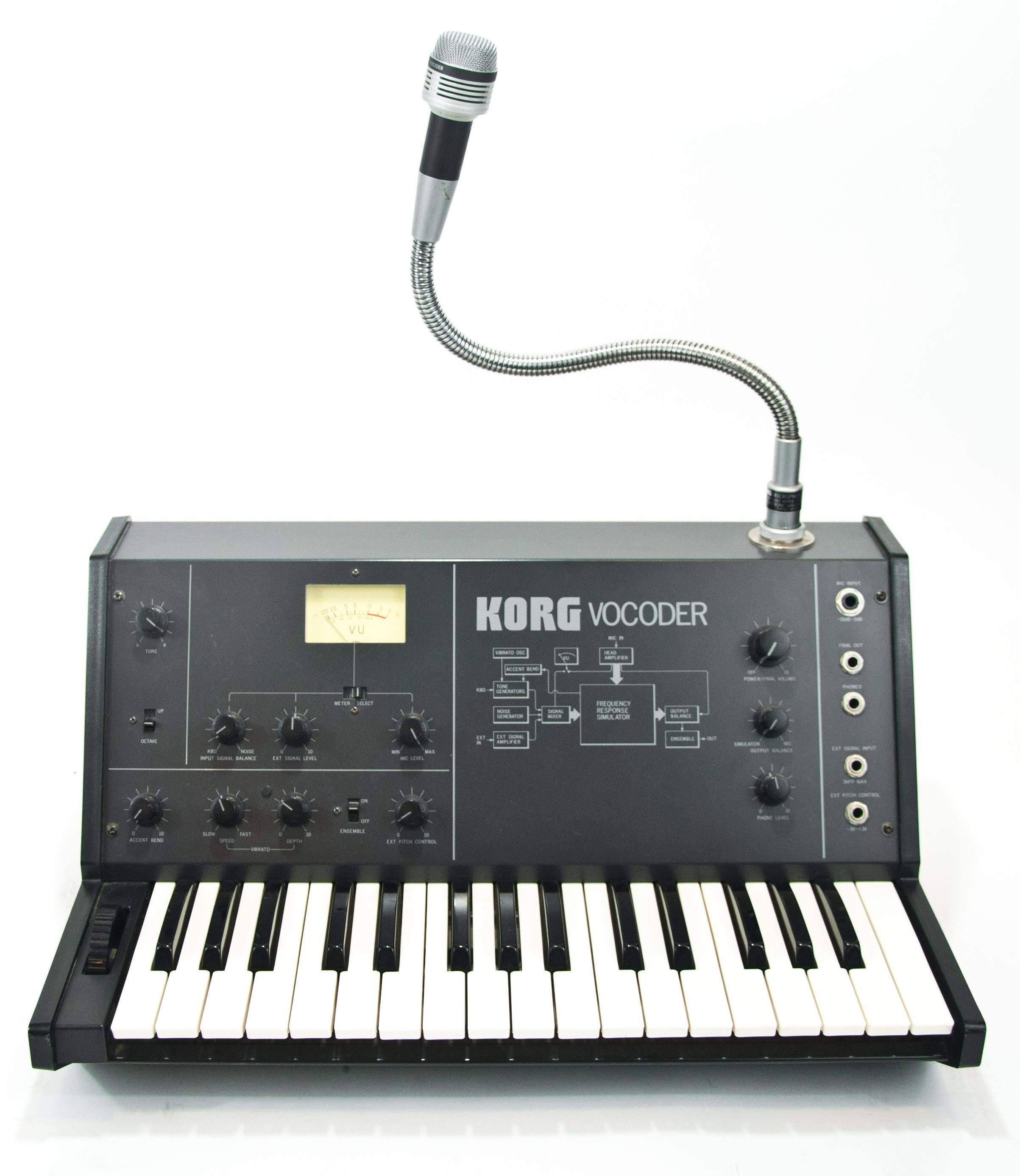 korg vc 10 vocoder synthesizers electronic music instruments music easy guitar. Black Bedroom Furniture Sets. Home Design Ideas