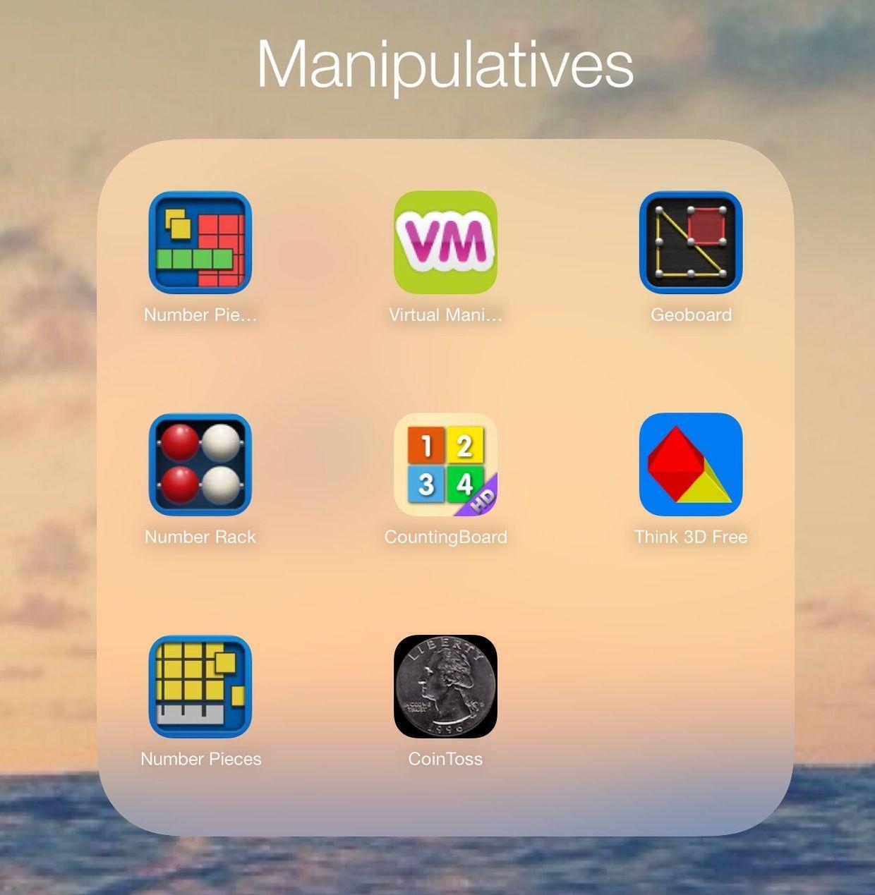 Ipad Math Tools