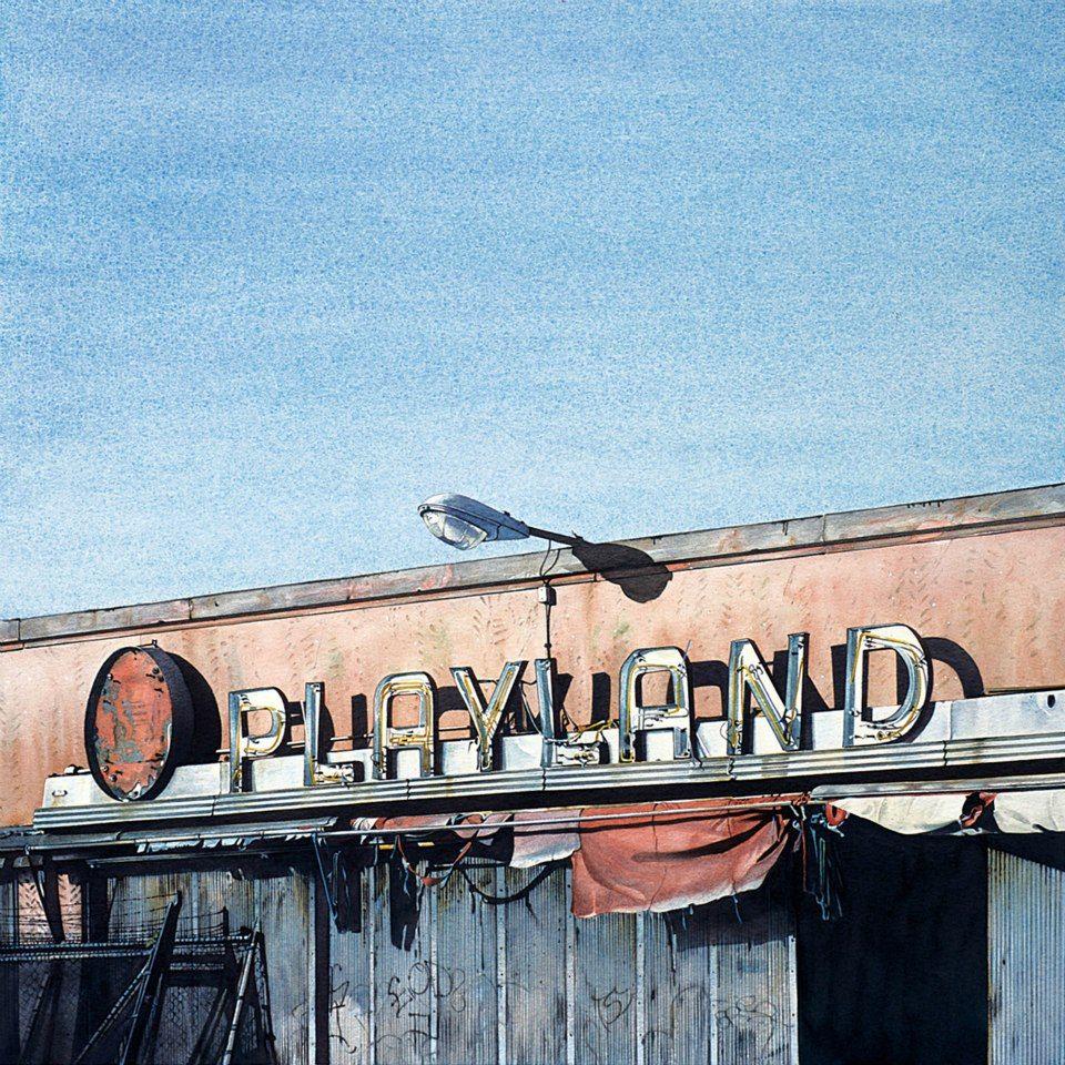 Coney Island, Abandoned Amusement Parks, New York
