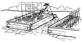 Image result for gardening clipart black and white