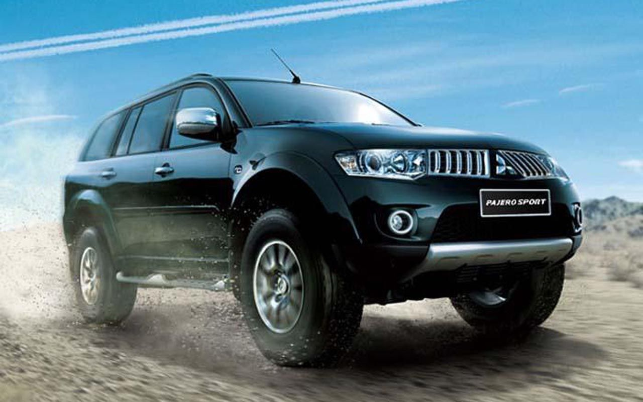 2016 mitsubishi pajero sport coming to india car brand news
