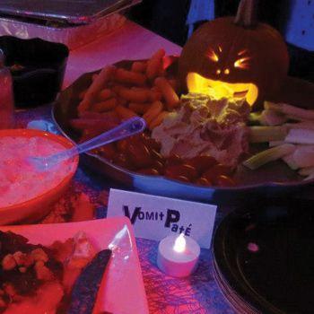 gross gory and creative halloween food - Gory Halloween Food Ideas