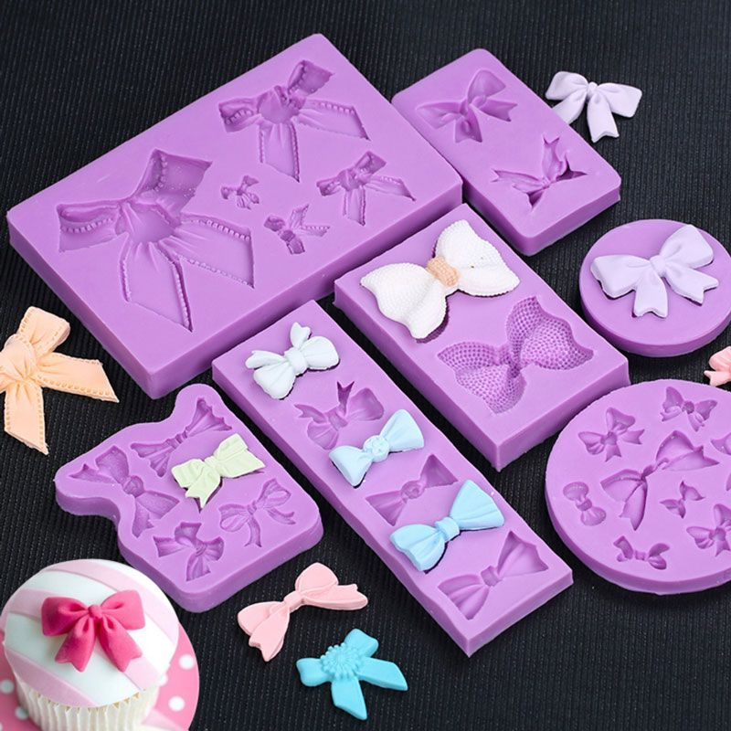 Silicone Fondant Molds Cake Decorating Outils Candy Chocolat Moules Nice