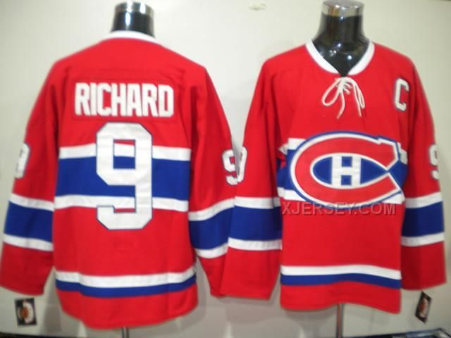 http://www.xjersey.com/canadiens-9-richard-red-ch-jerseys.html Only$46.00 CANADIENS 9 RICHARD RED CH JERSEYS Free Shipping!