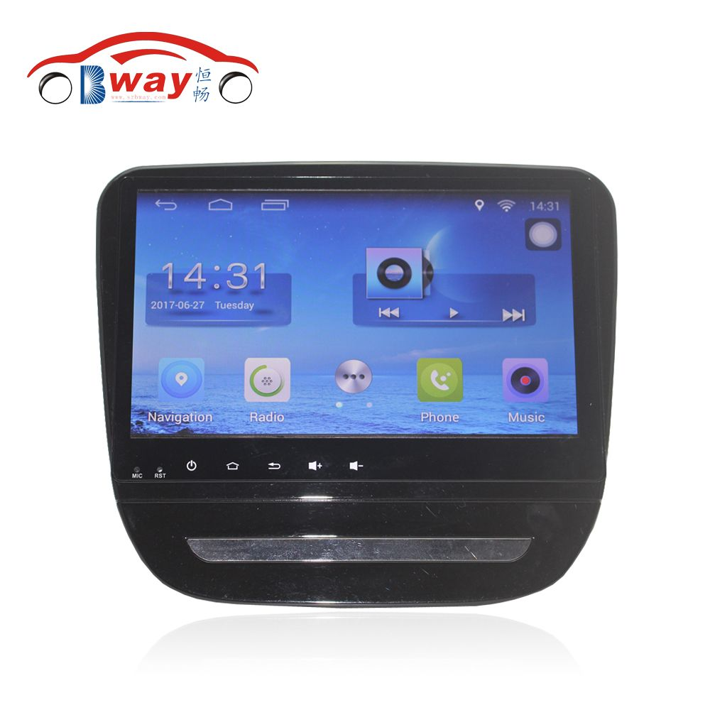 Bway 9 Quad Core Car Radio Gps Navigation For Chevrolet Malibu Xl