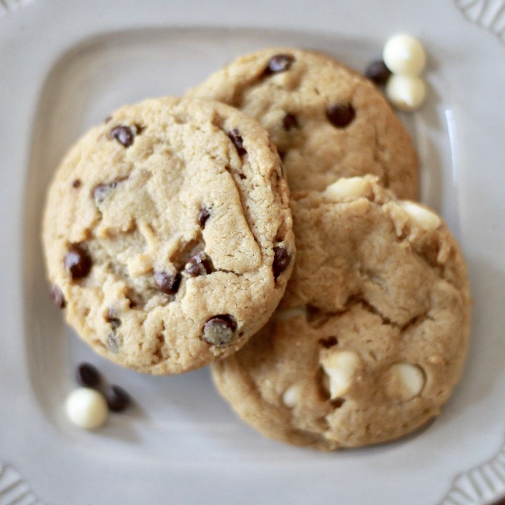 Egg free chocolate chip cookies safely delish recipe