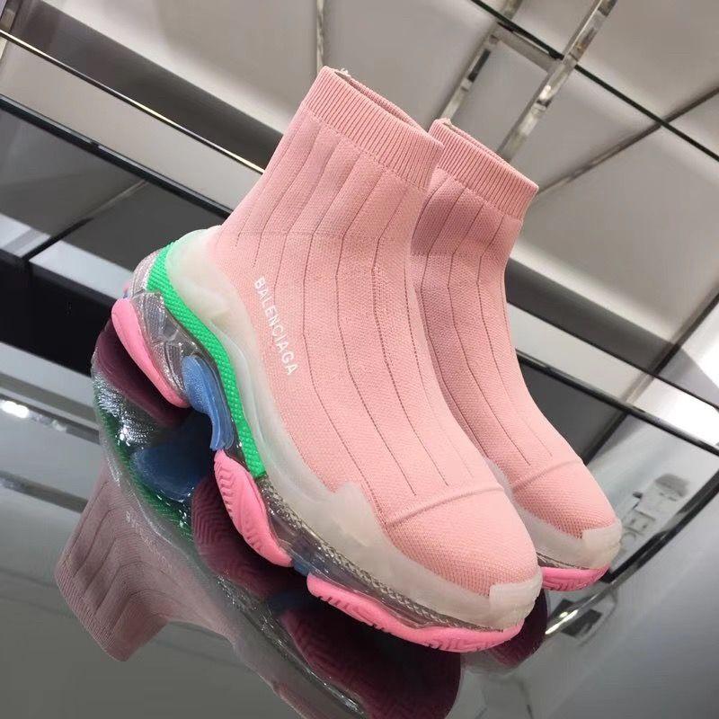 Balenciaga triple S woman man sneakers