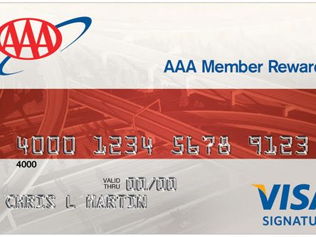 aaa credit card rewards redemption