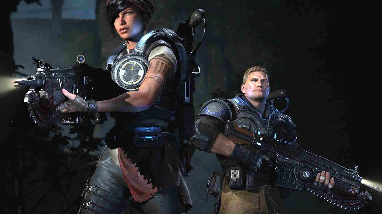GEARS OF WAR 4 Gameplay Trailer (E3 2015) Gears of war