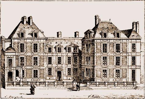 L 39 h tel de chevreuse architecture louis xiii pinterest for Architecture 17eme siecle