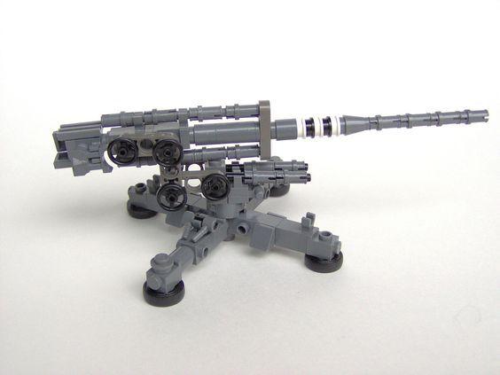 Flak 88- 02   by Carpet lego: