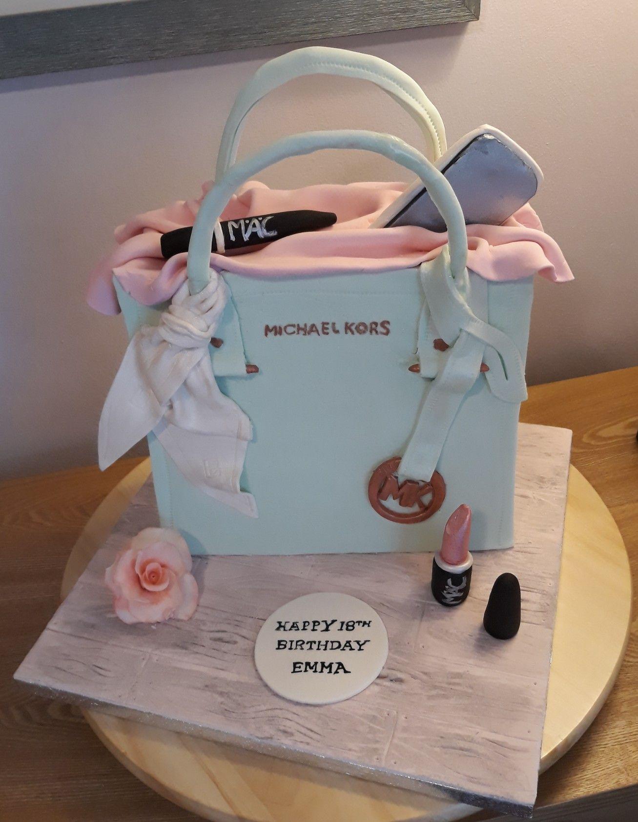 975fa24bfffc Michael Kors bag Birthday Cake