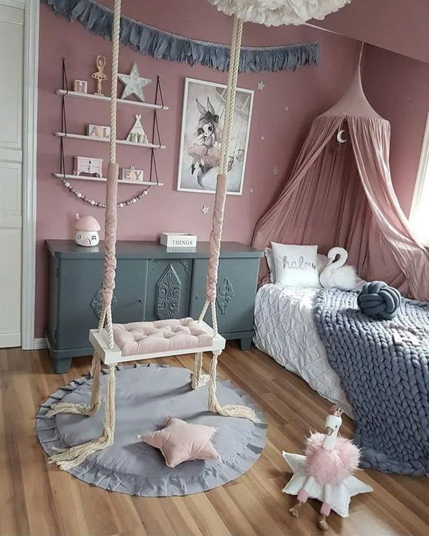 38 teenage girls bedroom decor ideas 22 #girlsbedroom #bedroom #bedroomideas #decor #girls | designirulz.com #teenagegirlbedrooms