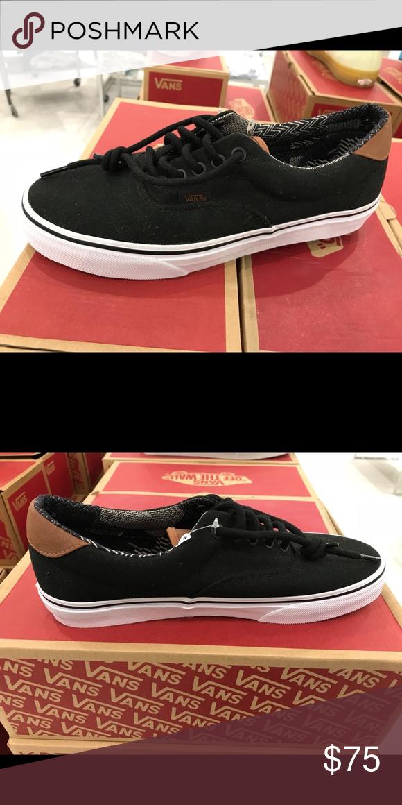 b554589f25 Vans Unisex shoes Brand new with box Last one men size 9.5 Woman 11 Vans  Shoes Sneakers