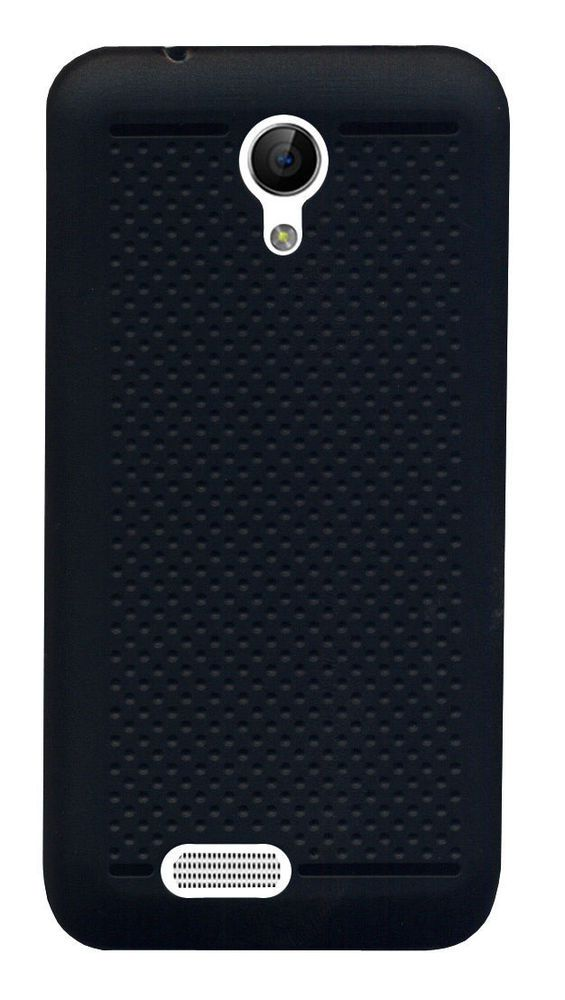 big sale 9532e 53cd7 EXCLUSIVE DOTTED DESIGN SOFT TPU BACK CASE COVER FOR RELIANCE JIO ...