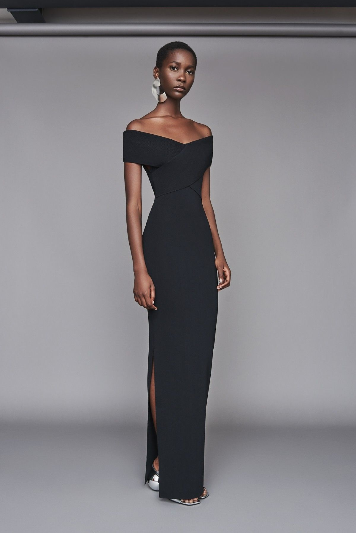 f843cab4d19b Solace London Adina Dress Black   Fancy in 2019   Dresses, Fashion ...