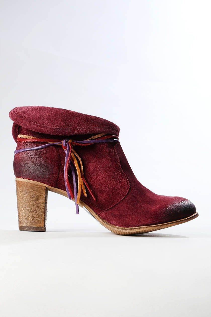 bottines used lacés colorés. bonobo | styles i like - shoes