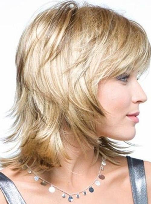 tendencias de cabello mujer de cabello desmechado cortes