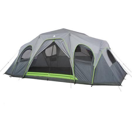 Ozark Trail 12-Person 3-Room XL Hybrid Instant Cabin Tent 20x10x84 $149  sc 1 st  Pinterest & Ozark Trail 12-Person 3-Room XL Hybrid Instant Cabin Tent 20x10x84 ...