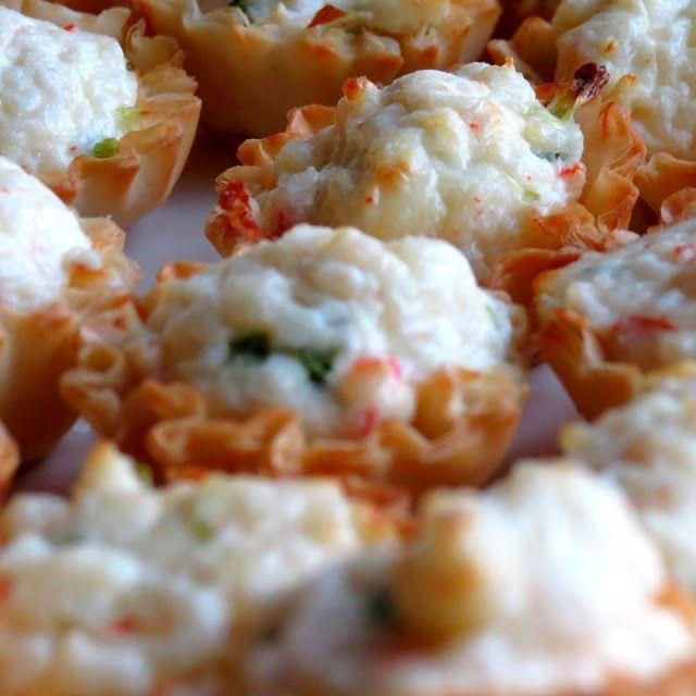 Photo of Crab and Cream Cheese Bites