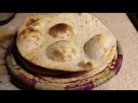 الخبز اليمني بدون تنور Yemeni Bread Youtube Cooking Art Baking Food