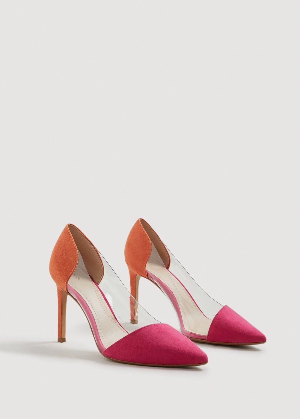 096f7711ad1 Salón paneles transparentes - Zapatos de Mujer