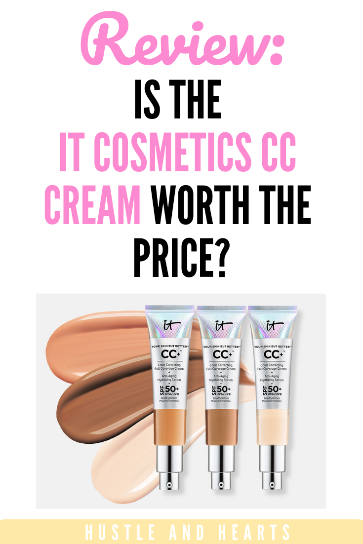 It Cosmetics CC Cream Review Is It Worth The Price It