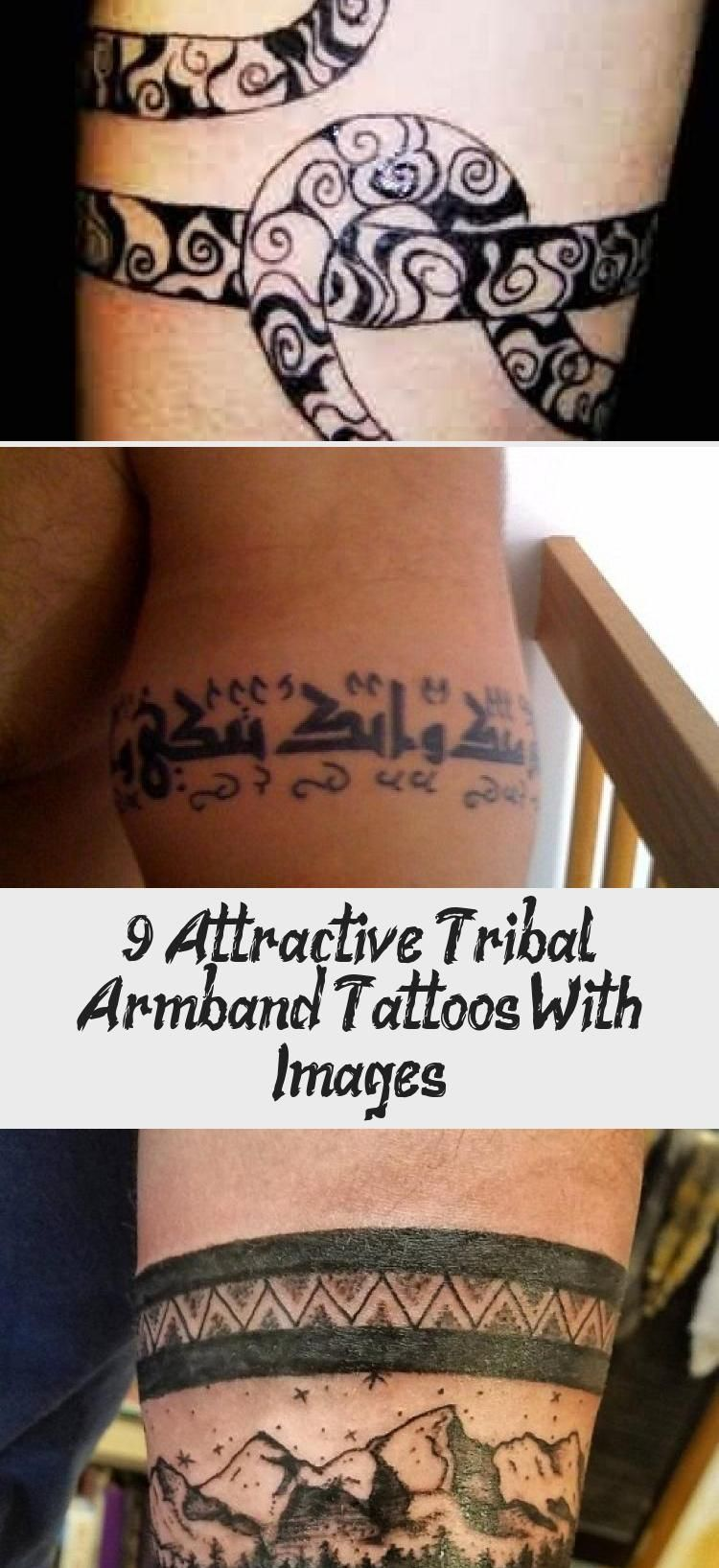 9 Attractive Tribal Armband Tattoos With Images Armtattoosformenfamily Armtatt 9 Attractive Tribal In 2020 Tribal Armband Tribal Armband Tattoo Arm Band Tattoo